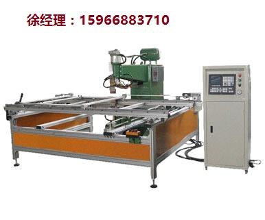 网片行业专用的XY轴排焊机自动送料系统青岛达创