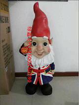 厂家供应圣诞老人圣诞用品万圣节庆用品南瓜鬼节;