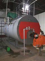 燃气锅炉-节能环保、体积大、重量足。