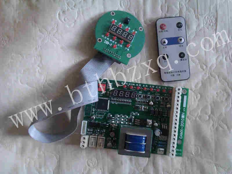 电动执行器配件智能型GAMX线路板;