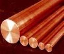 大直径紫铜棒T2零售、进口紫铜棒长度;