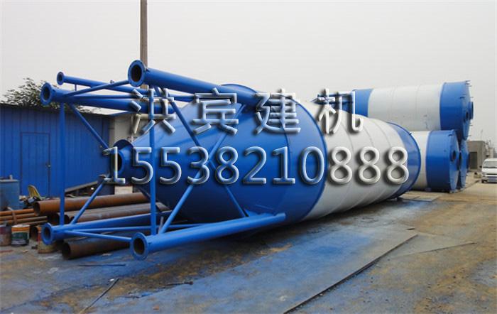 郑州厂供热销200T水泥仓 水泥罐;
