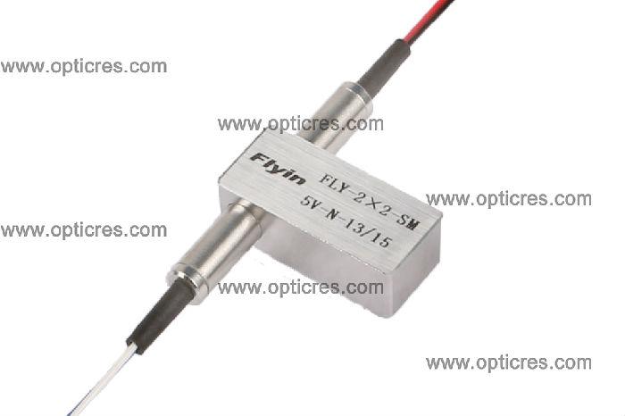 2x2 机械式光开关 光交换 OADM OXC;