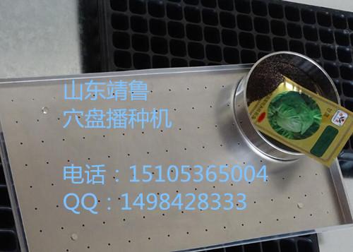 甘藍西藍花鬆花菜包菜穴盤點籽機 育苗播種器