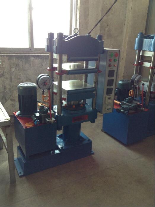 专业研发销售平板硫化机;