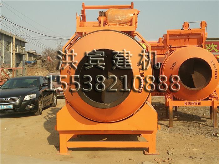 郑州厂家直销JZM型混凝土搅拌机;