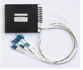 8+1通道CWDM(ABS盒子)合波器;