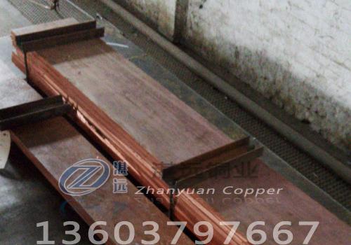 水磨石铜条规格接地铜带水磨石楼梯防滑条40x4;