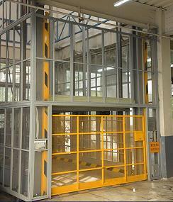 高品质工业设备垂直升降货梯物料运输 知名品牌;