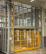 高品質工業設備垂直升降貨梯物料運輸 知名品牌;