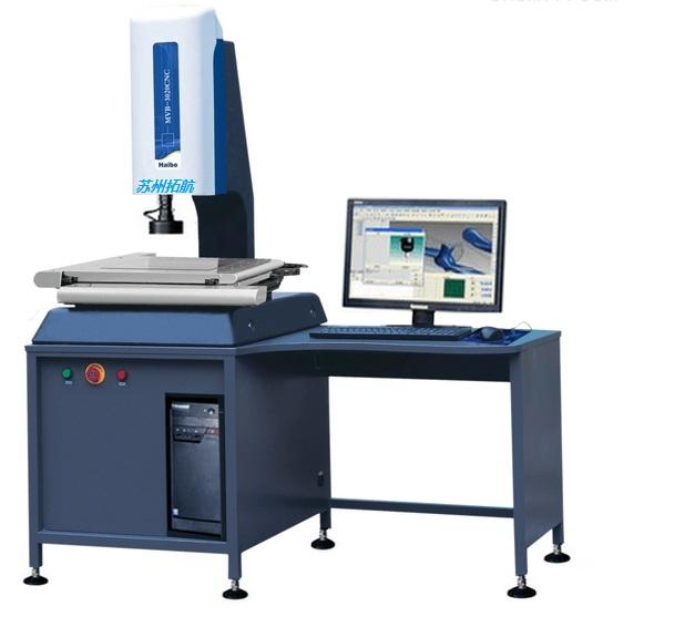 质量保证影像测量 一键快速二次元影像测量仪 ;