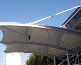 东台车棚东台膜结膜结构构车棚东台张拉膜车棚供应;