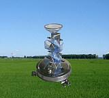 JD01型翻斗式雨量计;