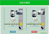 供应停车场专用车牌自动识别系统
