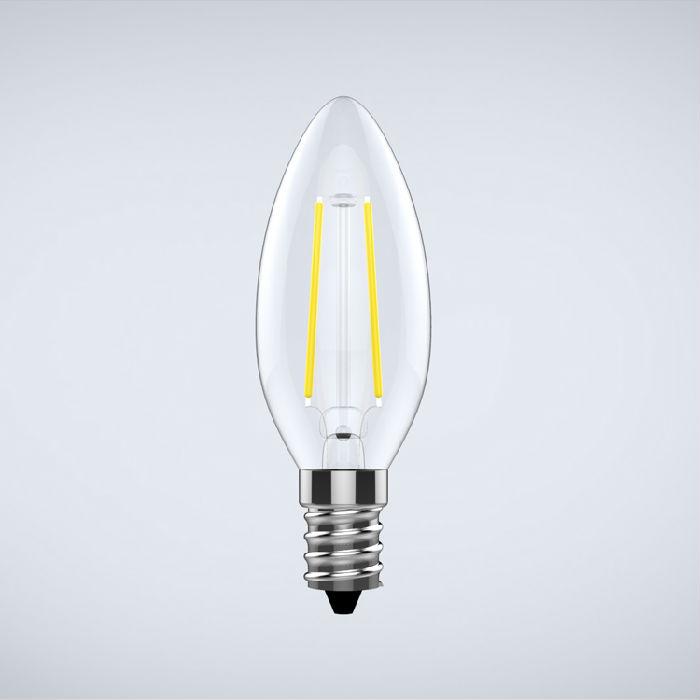 LED灯丝灯 LED蜡烛灯 C35蜡烛灯 ;