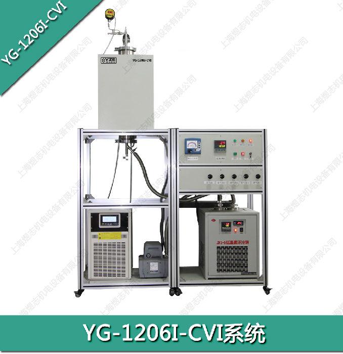 供应1200℃真空管式CVI系统高温炉;