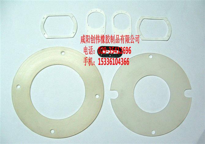 生产西安硅胶O型圈 硅胶垫