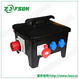 供应工业插座箱不锈钢电源控制箱 低压配电箱 ;