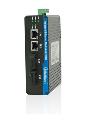 振兴光通信OP-GYF202B系列工业交换机