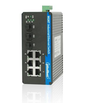 振兴光通信OP-GY306系列工业交换机;