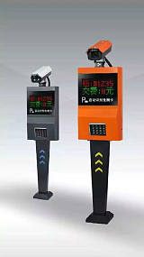 深圳车牌自动识别系统生产厂家,车位划线专业施工