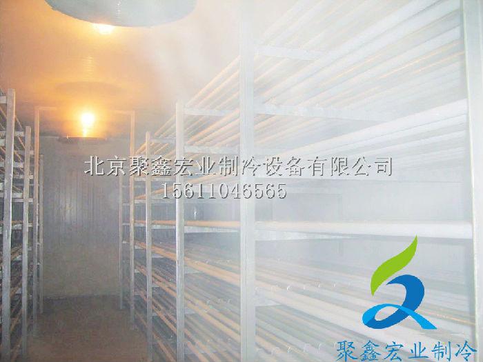 速冻冷库安装工程、超低温冷藏库建造、聚鑫制冷冷;
