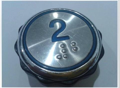 广州电梯配件A311圆按钮电梯按钮KA313;
