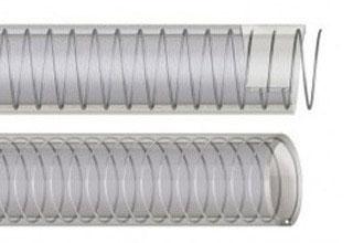 透明钢丝食品级PVC软管【不含增塑剂】;