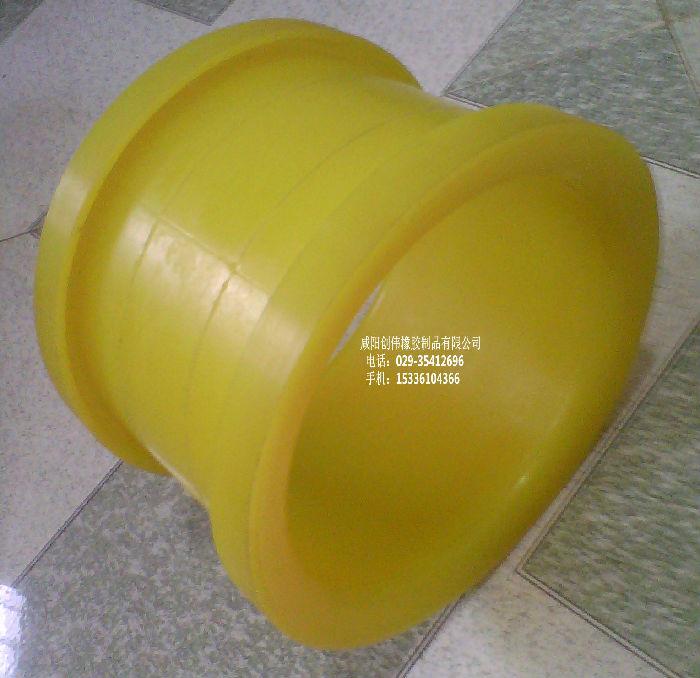 生产聚氨酯钻机胶套ZYW3000