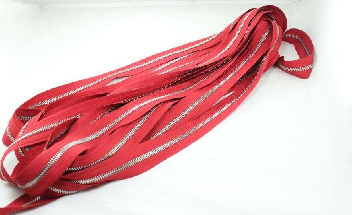东莞优质不锈钢拉链厂家 高端不锈拉链 金属拉链;