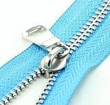5#Y牙不锈钢拉链 高端不锈钢拉链 金属拉链;