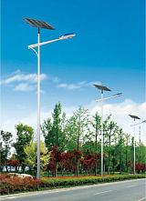 襄州区新农村建设云川光电30W太阳能LED路灯;