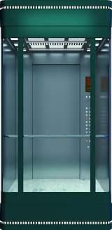 怡通商用电梯