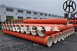 江西匯豐管業FRPP雙壁加筋波紋管生產廠家直銷服務到位;