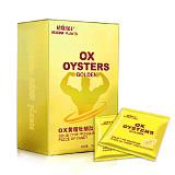 植物海洋O X黃精牡蠣肽壓片糖果;