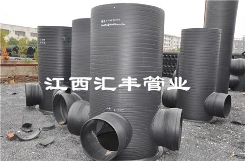 塑料中空壁井筒检查井生产厂家量大从优;