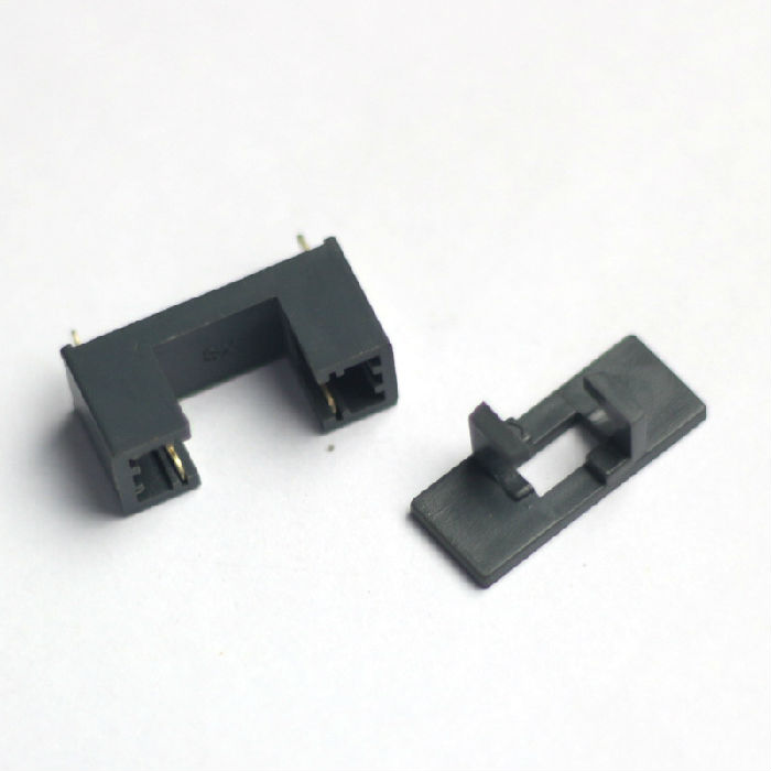 多规格5*20,6*30PCB板用保险比座 高品质保险丝座 高压保险丝座;