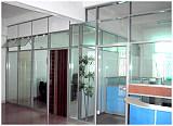 青岛崂山区玻璃隔断,青岛办公室玻璃隔断