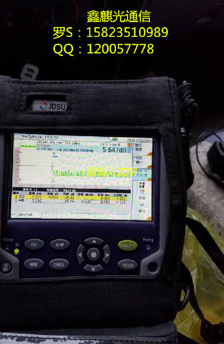 二手JDSU 2000美国原装进口OTDR;