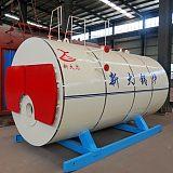 供应1吨2吨3吨4吨6吨高效环保燃油燃气锅炉
