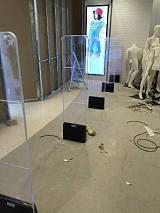 南京超市防偷报警器服装店服装防偷警报器图书检测仪