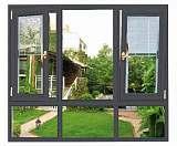 铝合金复合窗 别墅洋房组合窗;