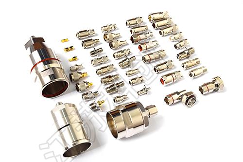 射频同轴连接器SMA,DIN,N,UFH,BNC,TNC,MCX,MMCX等;