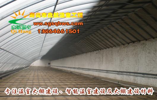 日光温室 几字钢日光温室大棚 寿光市启航温室