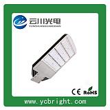 新款銀灰色分離光源120W模組式LED路燈