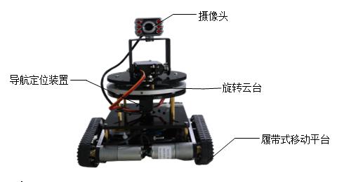 安防机器人;