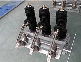 国电长开供应AB-3S-12户外新型三相永磁真空开关户外12KV永磁开关;