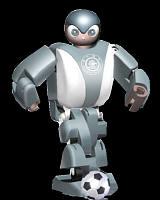 人型跳舞机器人;