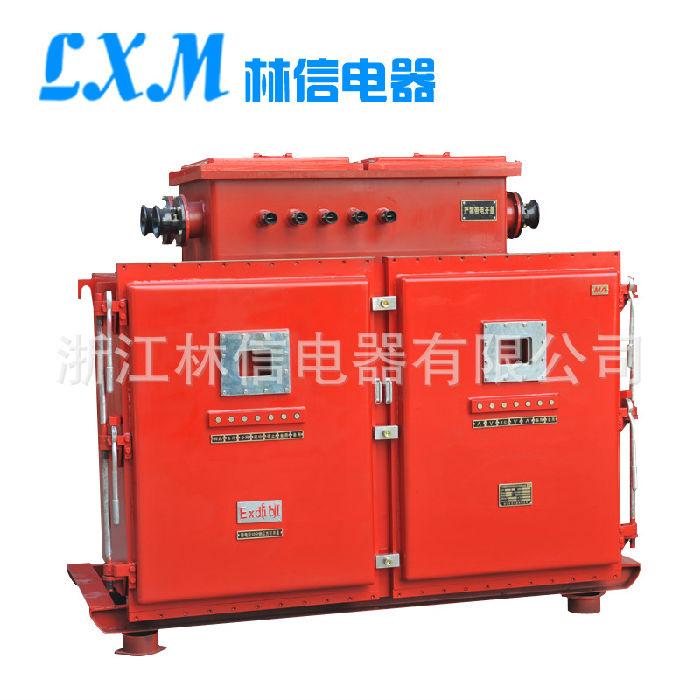 矿用高压10KV防爆软启动器;