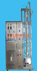 天津供应实验室精馏塔,催化剂评价装置,小试精馏塔,回流头
